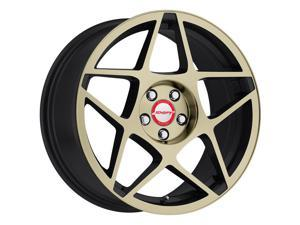 Shift Axle 17x8 5x108 +35mm Black/Bronze Wheel Rim