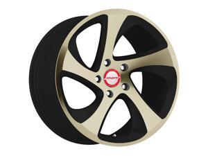 Shift Strut 18x8.5 5x108 +35mm Black/Bronze Wheel Rim
