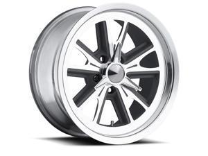 Ultra 454 Replica 17x8 5x114.3  Anthracite Wheel Rim