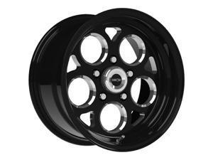 Vision 561 Sport Mag 15x8 5x114.3 +0mm Black Wheel Rim