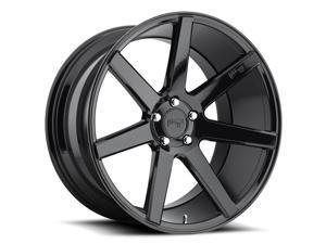 Niche M168 Verona 19x8.5 5x120 +35mm Gloss Black Wheel Rim
