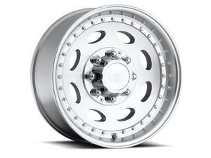 Vision 81 Heavy Hauler 19.5x7.5 8x170 +0mm Machined Wheel Rim