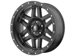 XD Series XD128 Machete 18x9 8x180 +18mm Satin Black Wheel Rim