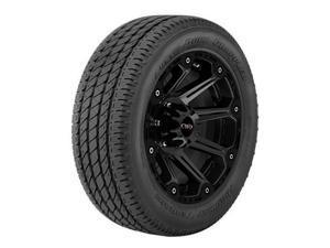 275/55R20 Nitto Dura Grappler 117H XL Tire BSW
