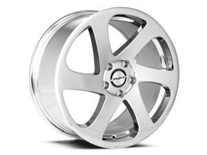 Shift 6-Speed 18x8.5 5x114.3 +35mm Chrome Wheel Rim