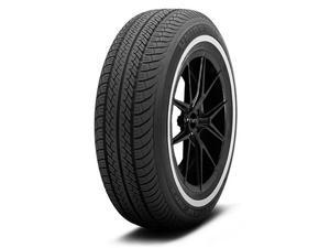 P185/70R14 Uniroyal Tiger Paw AWP II 87T White Wall Tire