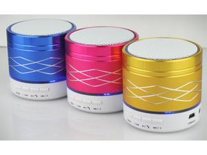 JXD fanshion mini wireless bluetooth speaker with FM features