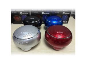 JXD Bass Stereo Wireless Unique Bluetooth Speaker T-2059 Portable Wireless Bluetooth Speaker