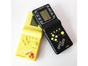 2PCS Classic Tetris Games Children's Toys Game Console Game Players LCD Portable Electronic Educational Toys