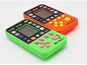 2pcs Kids Console For Children Toy Retro Tetris Game Console Classic Intellectual Toys Console