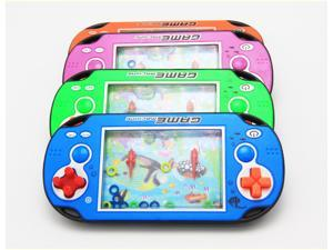 2pcs Kids Water Ring Console for Children Toy Water Ring For Kids Playing Ring Classic Intellectual Toys