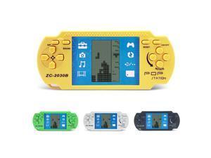 2pcs Children Classical Players Retro Portable Tetris Handheld Video Game Console Tetris Kids Gaming Multi-color Kids Console