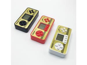 Retro Children Classical Players Portable Tetris Handheld Video Game Console Tetris kids Gaming Kids Tetris Toys