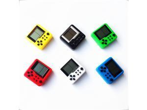 2PCS Mini Tetris Game Console Retro Matchbox Tetris Console Game Console LCD Portable Electronic Educational Toys