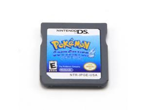 Pokemon SoulSilver/BLACK/BLACK2/HEARTGOLD/White/White2 Version English For Nintendo DS DSI (Card Only)