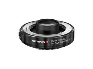 OLYMPUS MC-14 V321210BU000 M.Zuiko Digital 1.4x Teleconverter Black