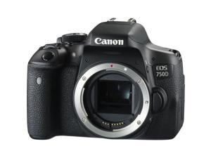 Canon EOS 750D Body (kit box)