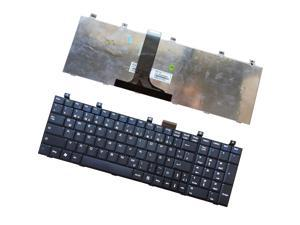 New DE/GR German Keyboard Tastatur For MSI M200 H52 VR330 U210 U230 U250 F80 E7235 VR630X L730 L740 L745 MS-1715 MS-1716 MS-1718 M662 M673 M673P M675 M677 MS-16372 GT725 Series Black Laptop
