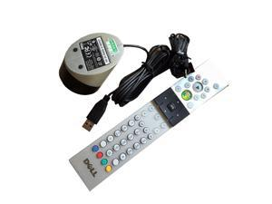 New For Dell Microsoft MCE Series USB Media center IR Remote Control Kit Windows MCE2005 Windows Vista win7 XP etc.
