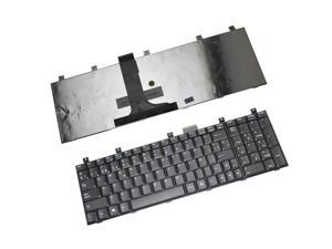 New SP Spanish Keyboard Teclado For MSI MS-1715 MS-1716 MS-1718 M662 M670 M673 M673P M675 M677 MS-16372 GT725 CR700 CX500 MS1682 VR330 U210 U230 U250 F80 E7235 VR630X L730 L740 L745 Series Black