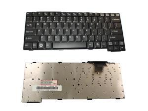 Generic Black QWERTY Laptop US Keyboard For Fujitsu Lifebook E8110 E8210 T4210 T4215 S7110 S7110D S6210 S7110 S2110 S6230 S6240 Series New Notebook Replacement