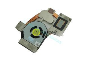 CPU Cooling Fan Heatsink For DELL VOSTRO V3500 3500 V3300 3300 + Thermal grease Series Laptop Notebook Accessories Replacement Parts Wholesale