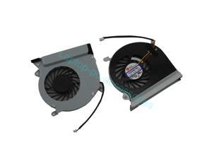 New For MSI GE70 MS-1756 MS-1757 CPU-VGA CPU Cooling Fan E33-0800413-MC2 + Thermal grease Series Laptop Notebook Accessories Replacement Parts Wholesale