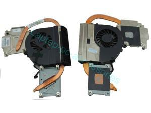 CPU Cooling Fan Heatsink For HP DV4-3000 644514-001 Series + Thermal grease Series Laptop Notebook Accessories Replacement Parts Wholesale