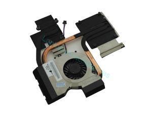 For HP 650797-001 653627-001 HPMH-B3275020G00001 CPU Fan & Heatsink + Thermal grease Series Laptop Notebook Accessories Replacement Parts Wholesale