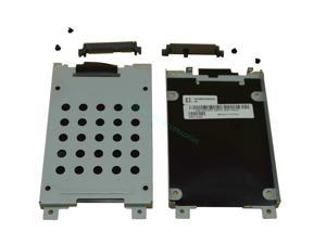 New Sata 2nd HDD Hard Drive Caddy For Dell Studio 1700 1720 1721 W/Connector Replacement Parts Wholesale