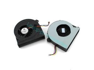 NEW For Asus G74 G74S G74SX DC5V 0.36A Laptop CPU Cooling Fan Replacement + Thermal grease Accessories Wholesale