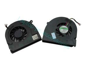 New For Dell Studio XPS 1640 1645 1647 Series Laptop CPU Cooling Fan GB0508PGV1-A Replacement Parts + Thermal grease Wholesale