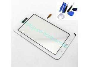 New White For Samsung Galaxy Tab 3 Lite SM-T110 7.0 Series Replacement Digitizer Lens Touch Screen Outer Glass Panel Wifi Ver. Replacement Accessories Parts Wholesale