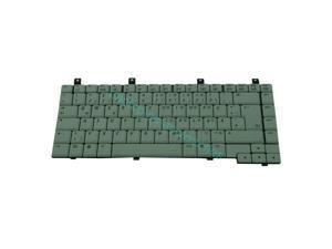 New DE/GR German Keyboard Tastatur For HP Compaq Presario M2000 v2000 v2100 v2200 v2400 v2600 v5000 NX9100 NX9105 C300 C500 Series Grey-White Laptop Replacement Parts Wholesale