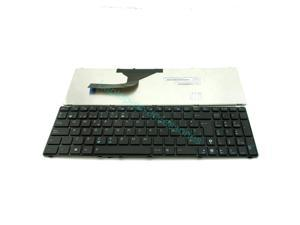 New SP Spanish Keyboard Teclado For ASUS G51 G51Jx G51V G51VX G51J G53 G53JW G60 G60J G60Jx G60Vx G72 G72GX G73 G73JH G73JH-BST7 A43 A43E A52 A52F A52J A52JC A52JB A52BY Series Black