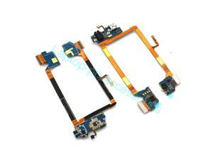 New For LG G2 VS980 Series Headphone Jack Microphone Mic Flex Cable USB Charging Charger Port Replacement Parts Accessories Wholesale