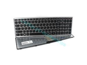 "New For IBM Lenovo IdeaPad U510 U510-IFI 15.6"" Series Laptop US Keyboard Teclado Black Replacement Parts Accessories Wholesale"