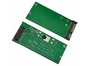 "New SSD Sandisk to 2.5"" SATA Adapter Card For Asus UX31 UX21 ADATA Xm11 Xm11zzb5"