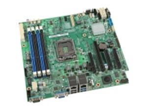 Intel S1200v3rpl Server Motherboard - Intel C224 Chipset -
