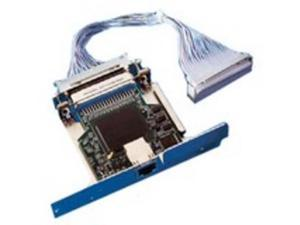 Zebra Eth Card 10/100 Print Server - 1 X 10/100base-tx -