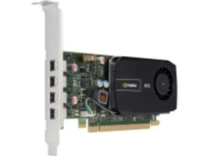 Hp Quadro 510 Graphic Card - 797 Mhz Core - 2 Gb Ddr3 Sdram