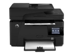 HP LaserJet M127FW MFP Up to 21 ppm Monochrome Laser Printer