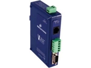 B&B VESR901 Ethernet to Serial Server, (1) Serial DB9 or TB, (1) 10/100 Ethernet RJ45