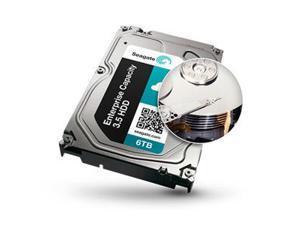 Seagate 6 Tb 3.5 Internal Hard Drive - Sata - 7200 Rpm -