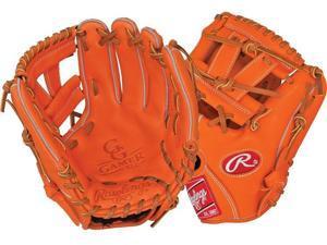 "Rawlings G115O 11.5"" Gold Glove Gamer XLE Series Pro V Web Baseball Glove"