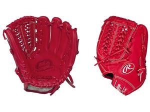 """Rawlings PROS1175-15S 11.75"""" Pro Preferred Infield / Pitcher Baseball Glove Red"""