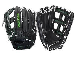 "LHT Lefty Easton SVSM1500 Salvo Softball Series 15"" Fielders Glove Outfield New!"
