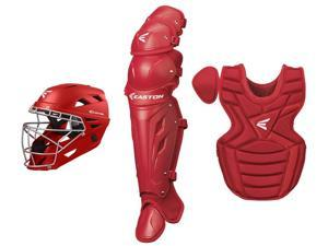 Easton M7 Series Red Youth Catcher's Set Age 9-12 New In Wrapper!