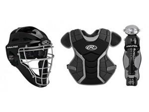 Rawlings RCS12-15 Renegade Series Catcher's Set Age 12-15 Includes Equipment Bag