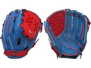 "Mizuno GMVP1250PSEF4 12.5"" Royal / Red MVP Prime SE Fastpitch Softball Glove"